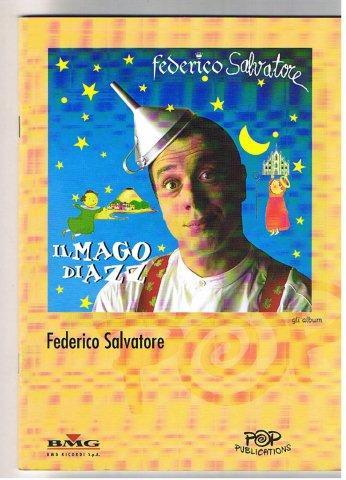 Vendita online di spartiti musicali libri di musica cd - Federico salvatore sulla porta ...
