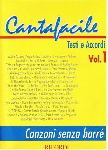 Vendita online di spartiti musicali libri di musica cd - Caruso porta romana ...