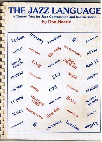 The jazz language dan haerle